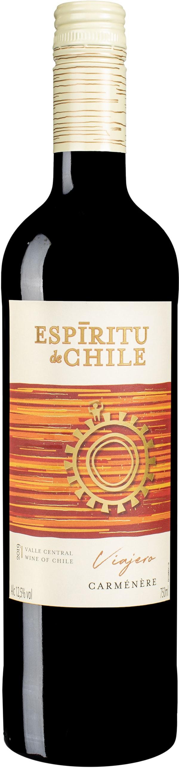 Espíritu de Chile Carmenère 2016