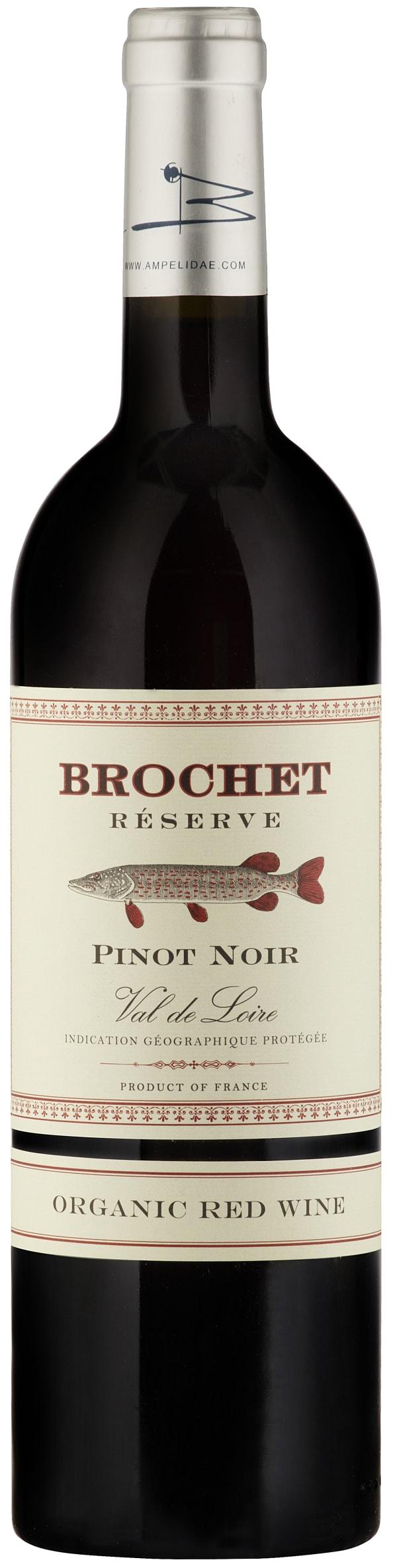 Brochet Organic Pinot Noir Réserve 2015