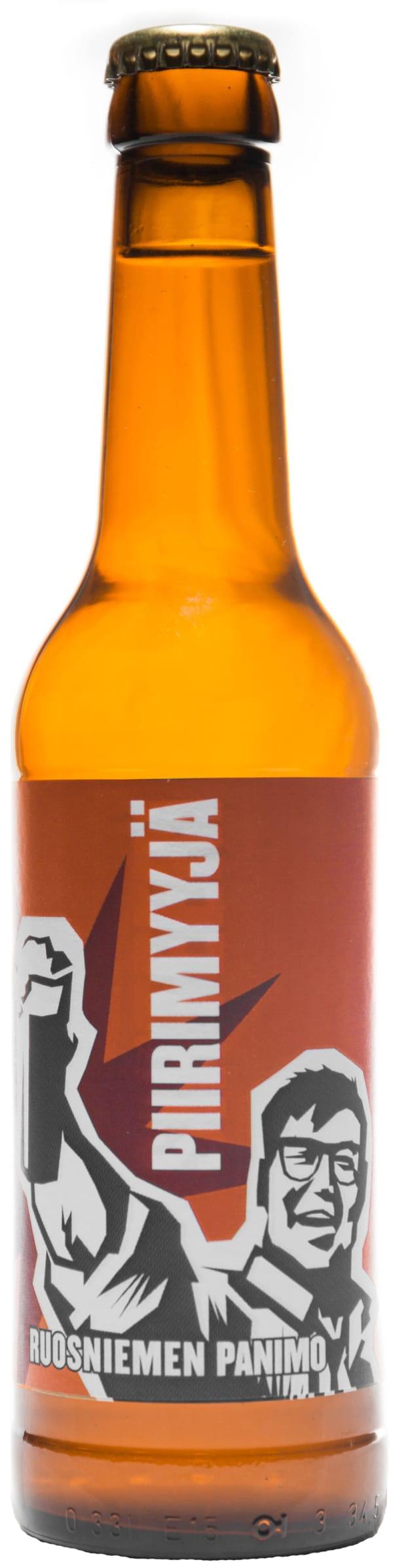 Ruosniemen Piirimyyjä American Pale Ale