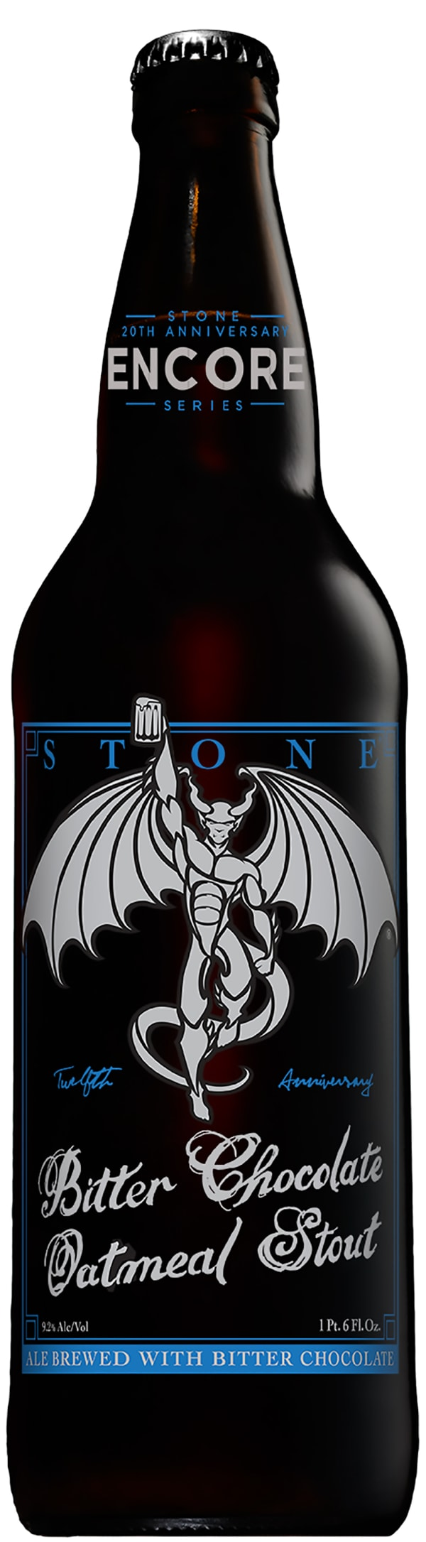 Stone Bitter Chocolate Oatmeal Stout