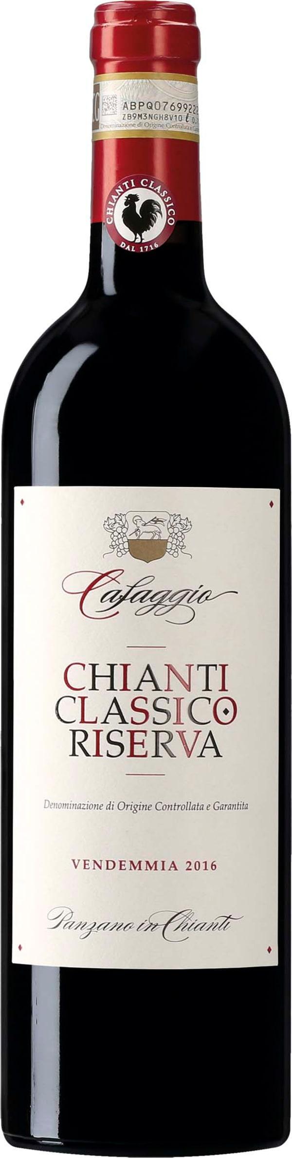 Villa Cafaggio Chianti Classico Riserva 2011