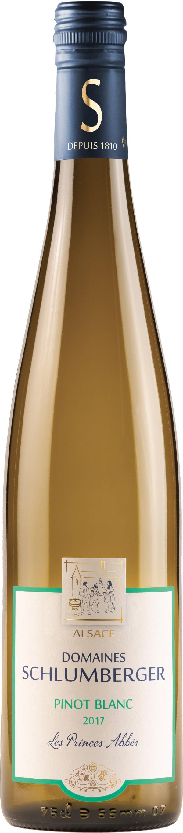 Domaines Schlumberger Pinot Blanc Les Princes Abbés 2014
