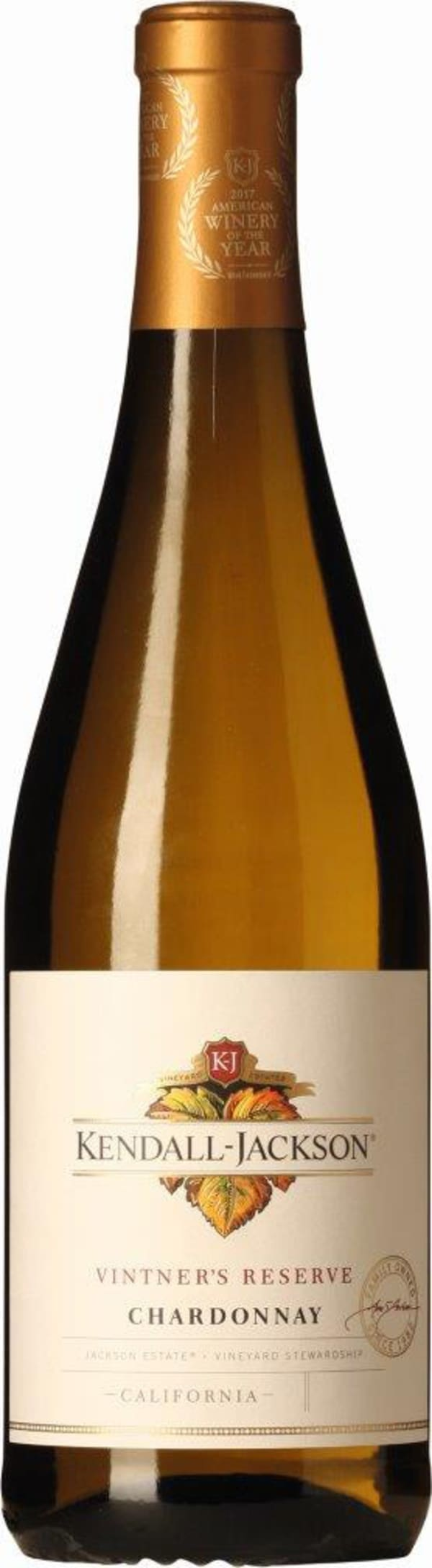 Kendall Jackson Vintner´s Reserve Chardonnay 2015