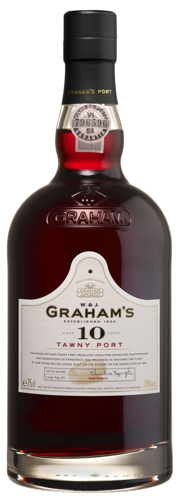Graham's 10 Years Old Tawny Port