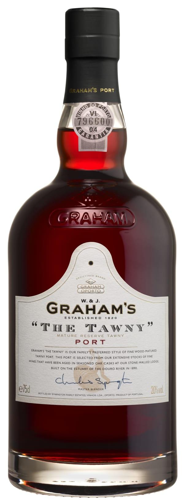 Graham's The Tawny Port