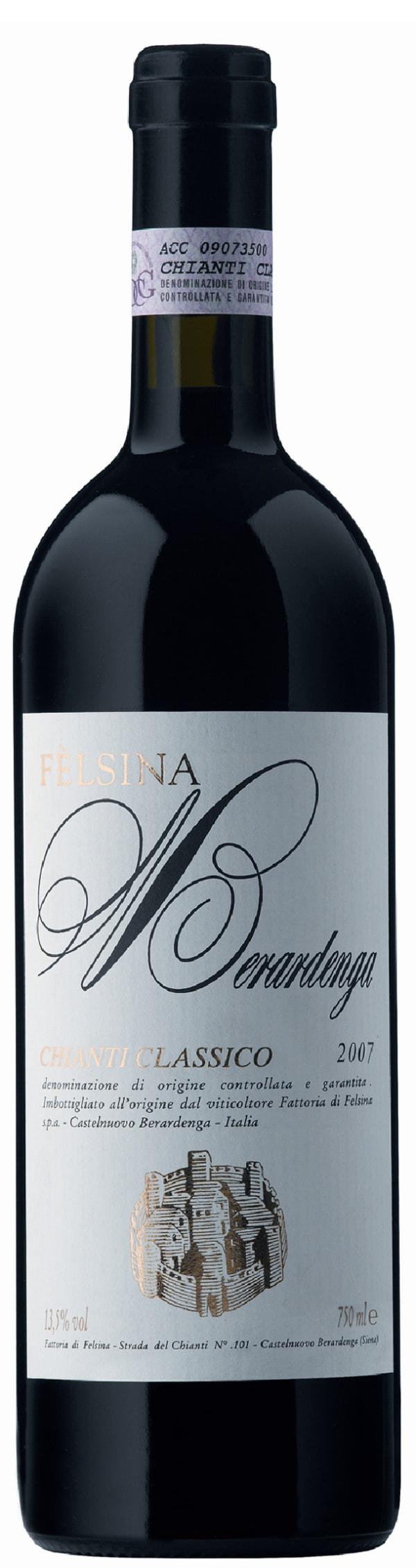 Fèlsina Berardenga Chianti Classico 2010