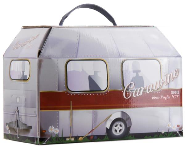 Montalto Carawine Camper 2014 lådvin