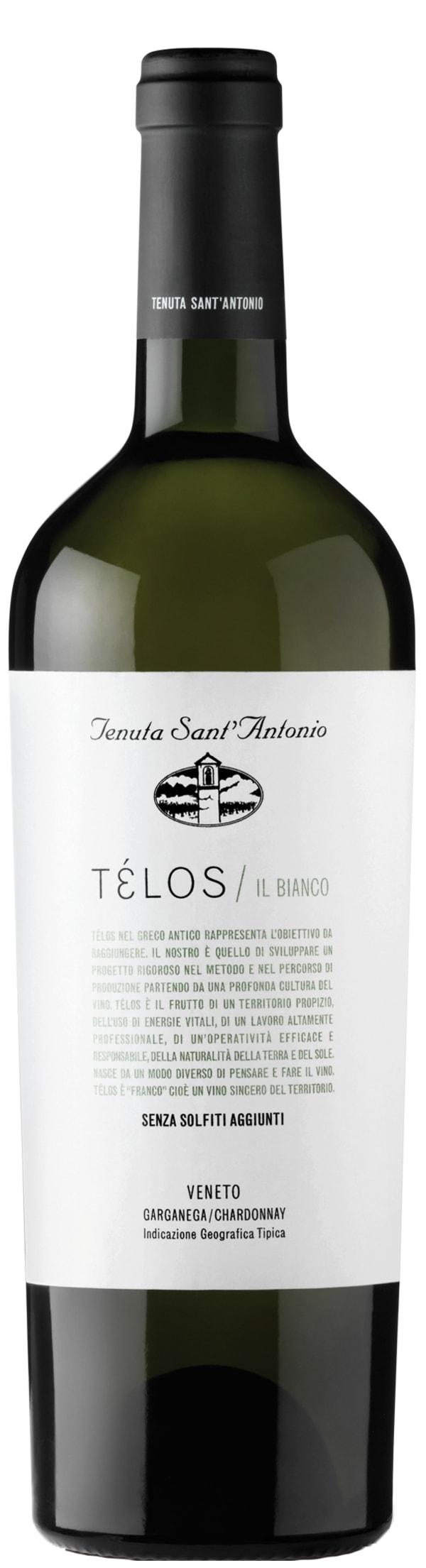 Tenuta Sant'Antonio Télos Il Bianco Garganega Chardonnay 2015