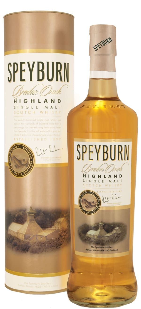 Speyburn Bradan Orach Single Malt