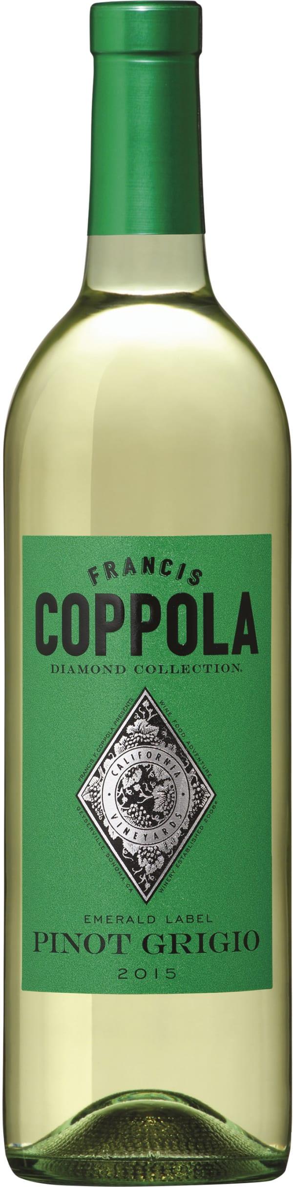Coppola Diamond Collection Pinot Grigio 2014