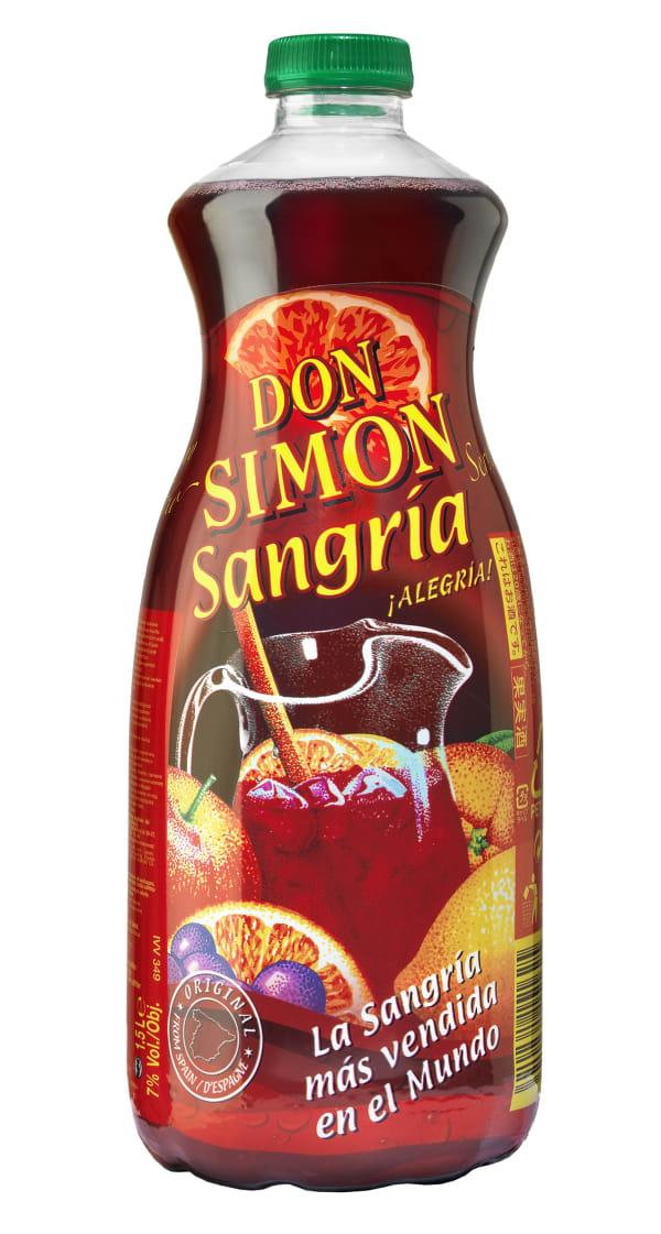 Don Simon Sangría  muovipullo