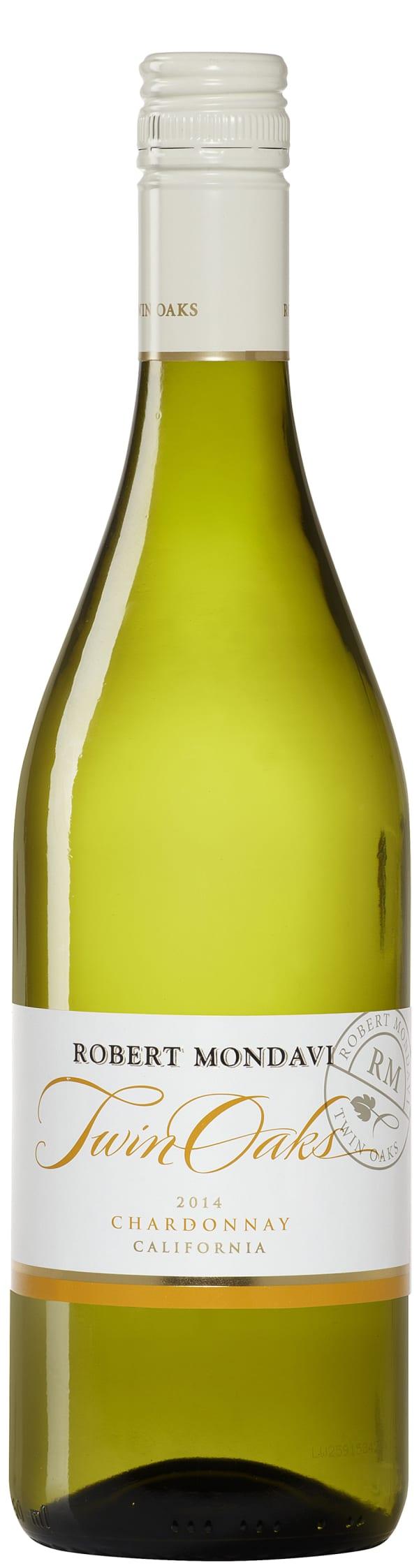Robert Mondavi Twin Oaks Chardonnay 2014
