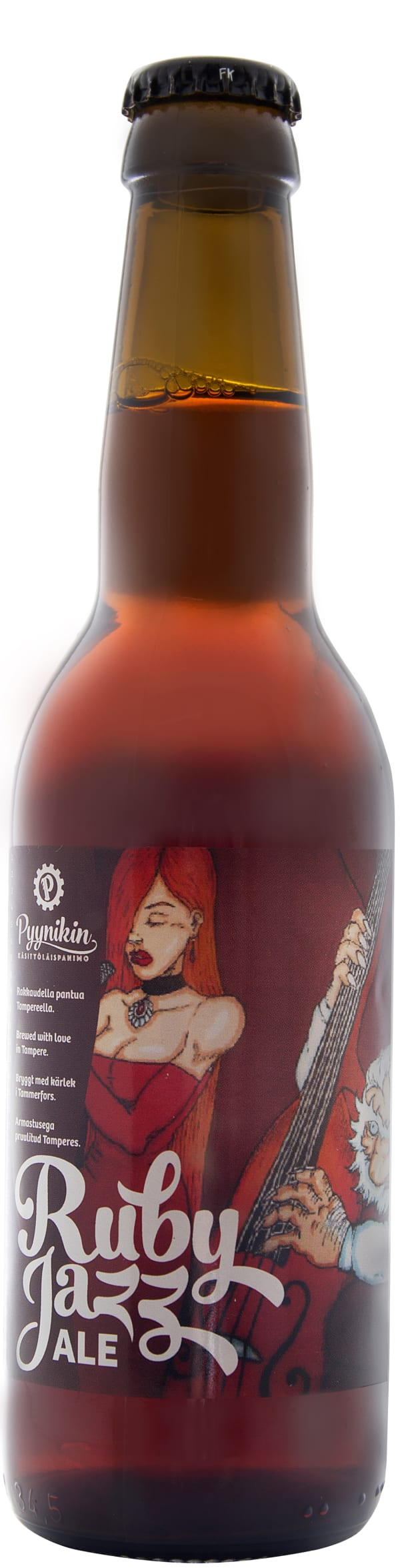 Pyynikin Ruby Jazz Ale