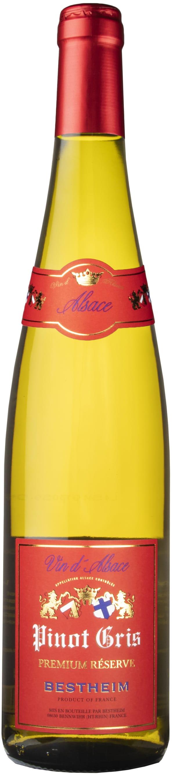 Bestheim Pinot Gris Premium Réserve    2016