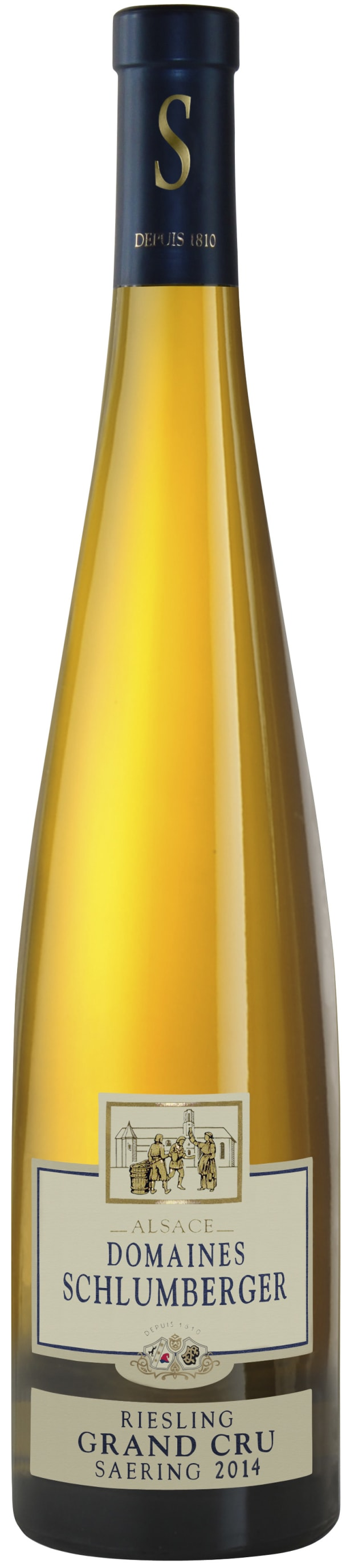Domaines Schlumberger Riesling Grand Cru Saering 2014