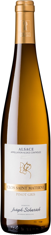 Clos Saint Materne Pinot Gris 2014