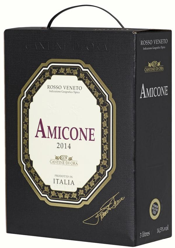 Amicone Rosso  2014 hanapakkaus