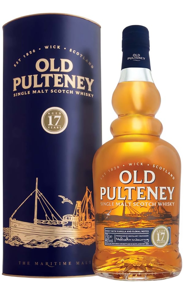 Old Pulteney 17 Year Old Single Malt