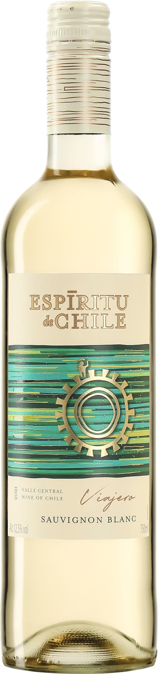 Espíritu de Chile Sauvignon Blanc 2015