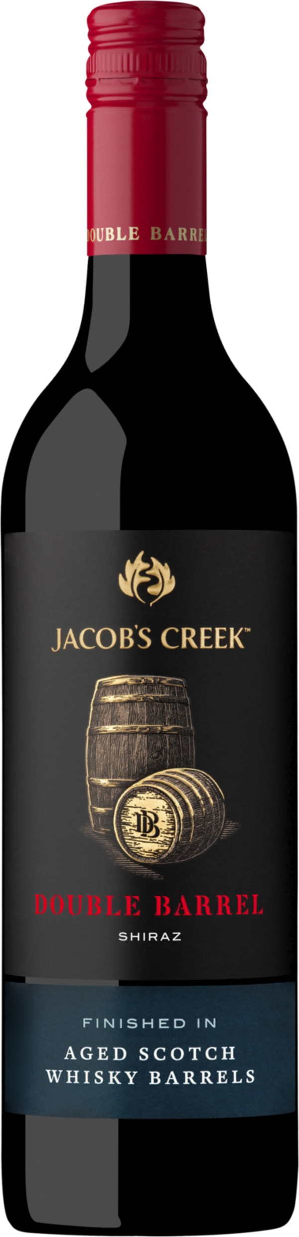 Jacob's Creek Double Barrel Shiraz  2015