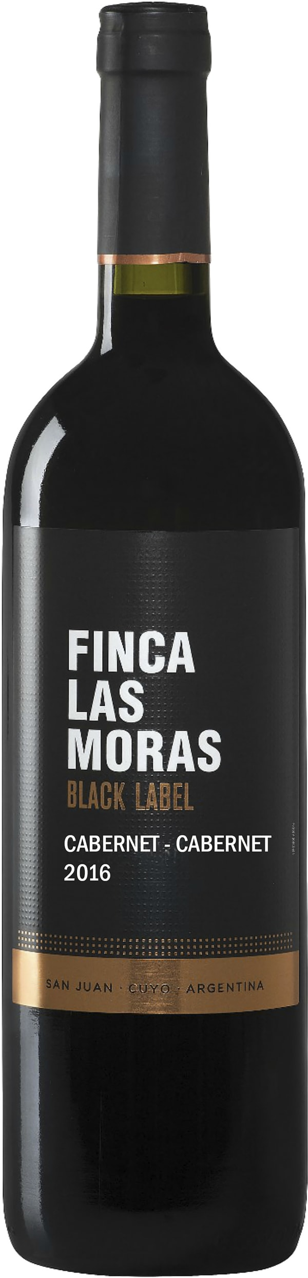 Finca Las Moras Black Label Cabernet Cabernet 2015