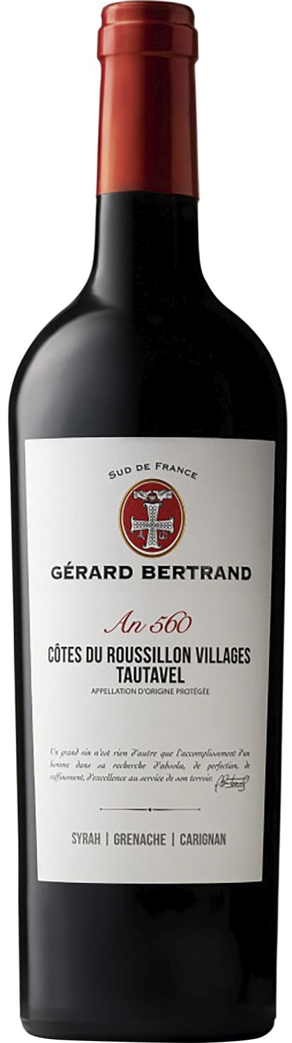 Gérard Bertrand Grand Terroir Tautavel 2013