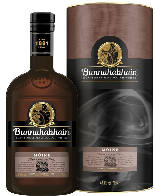 Bunnahabhain Móine Single Malt