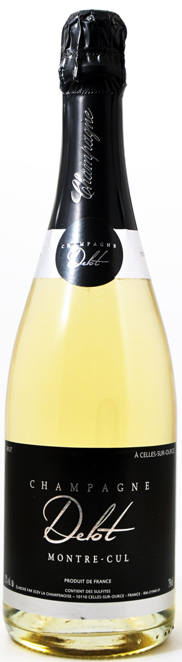 Delot Montre-Cul Champagne Brut