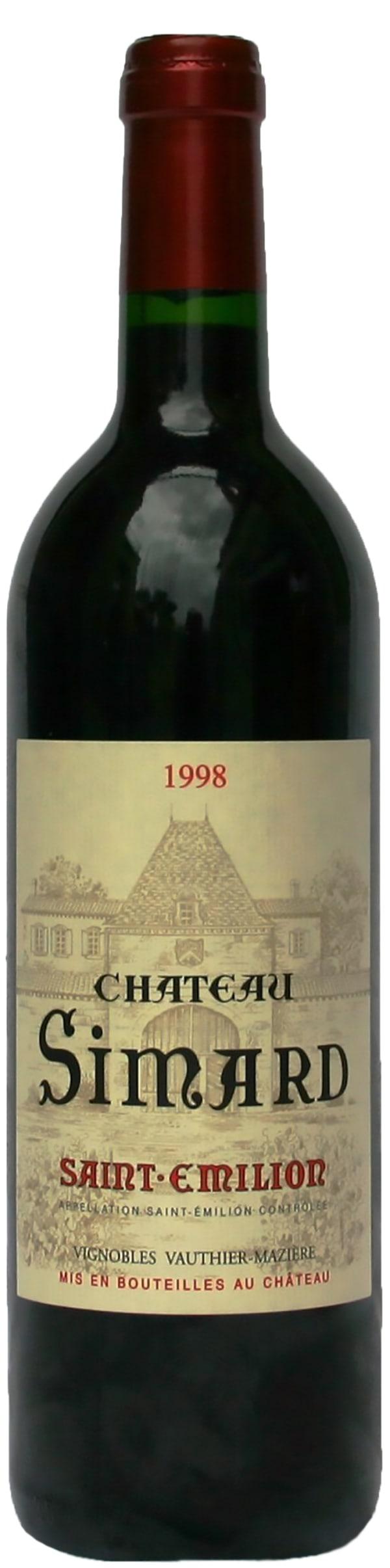 Château Simard 1998