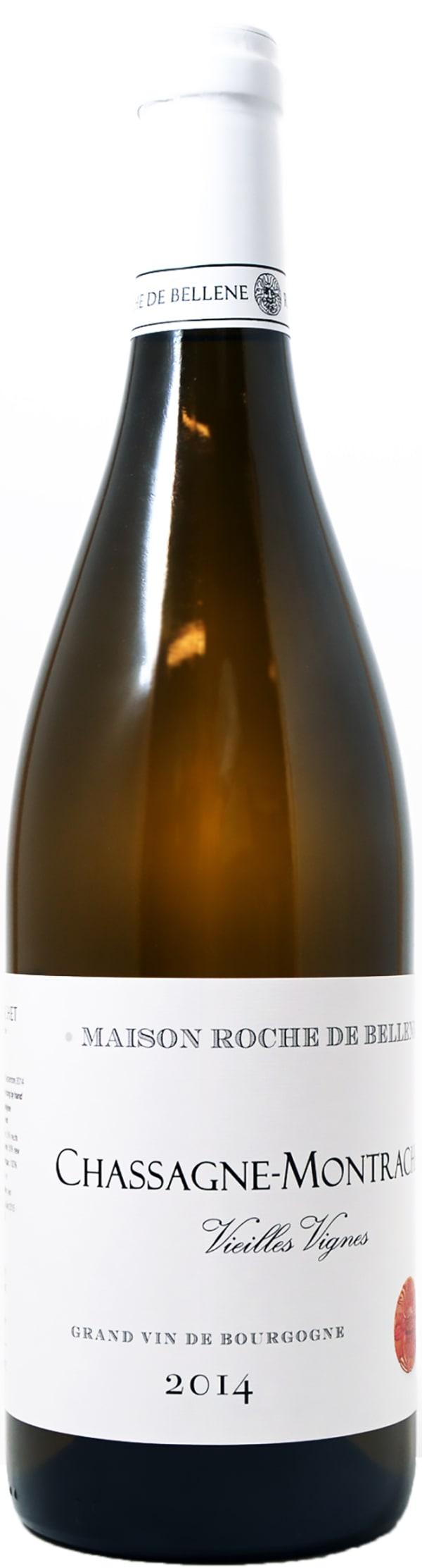 Maison Roche Chassagne-Montrachet Vieilles Vignes  2014