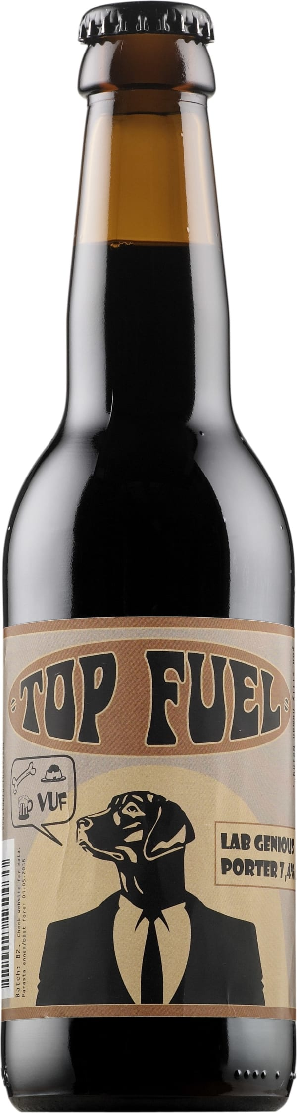 Top Fuel Lab Genious Porter