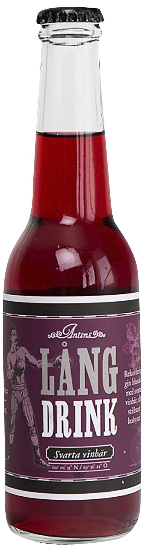 Antons Lång Drink Svartvinbär