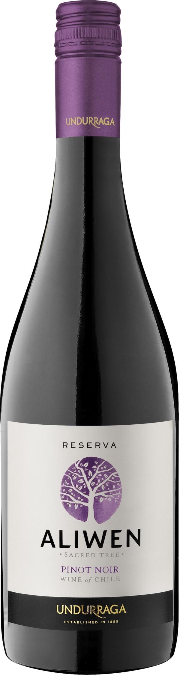Aliwen Pinot Noir Reserva 2014