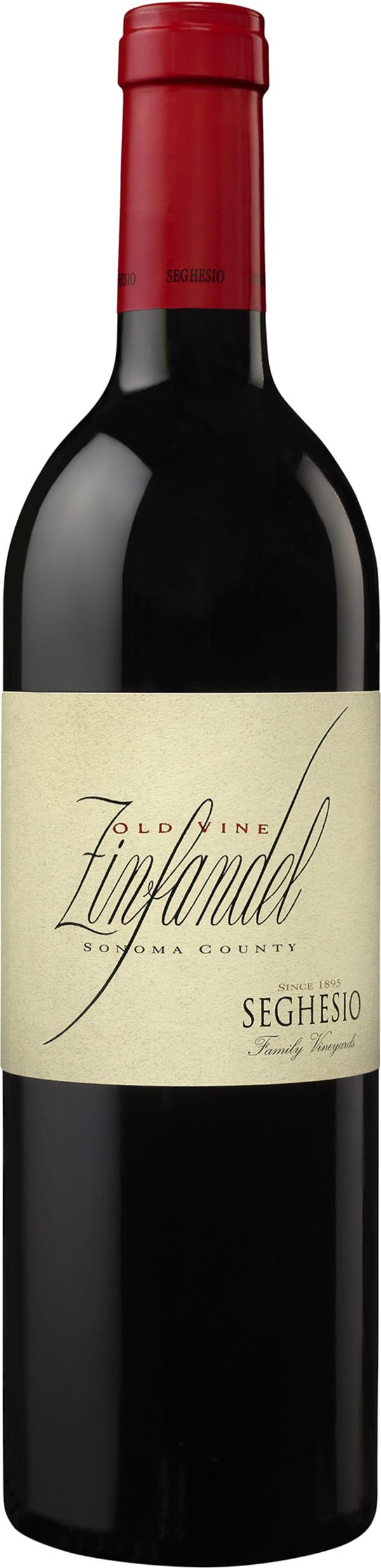 Old Vine Zinfandel 2011