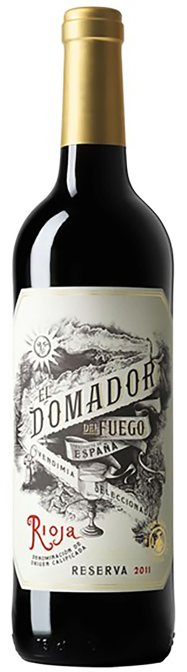 Domador del Fuego Reserva 2012