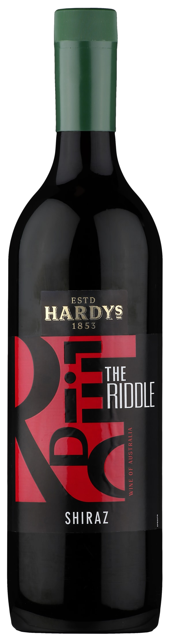 Hardys The Riddle Shiraz 2016 plastic bottle
