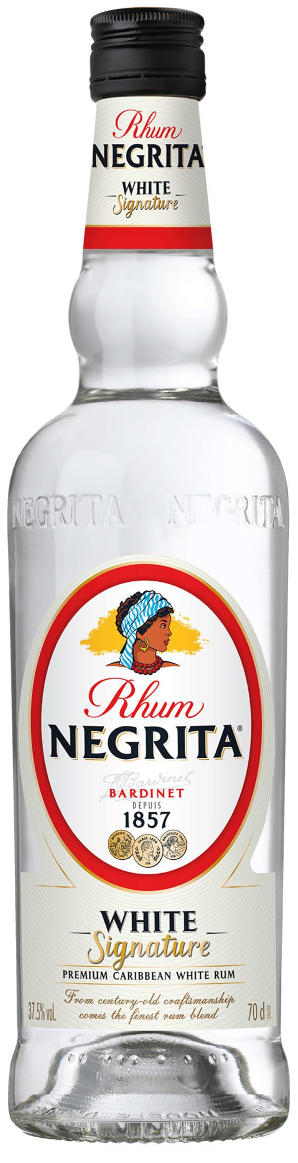 Bardinet Rhum Negrita White