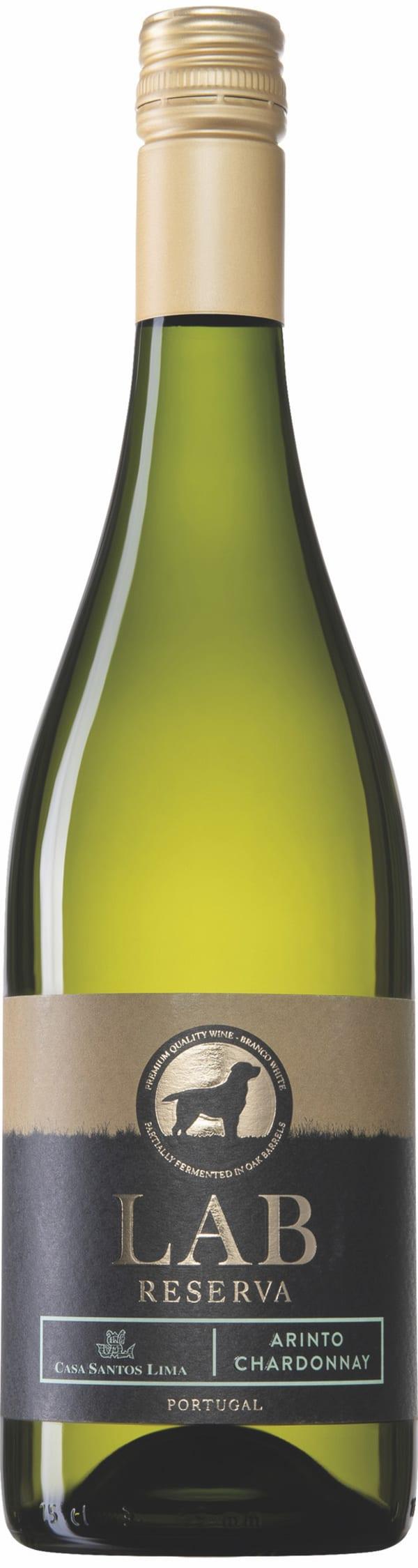 LAB Reserva Arinto Chardonnay 2014