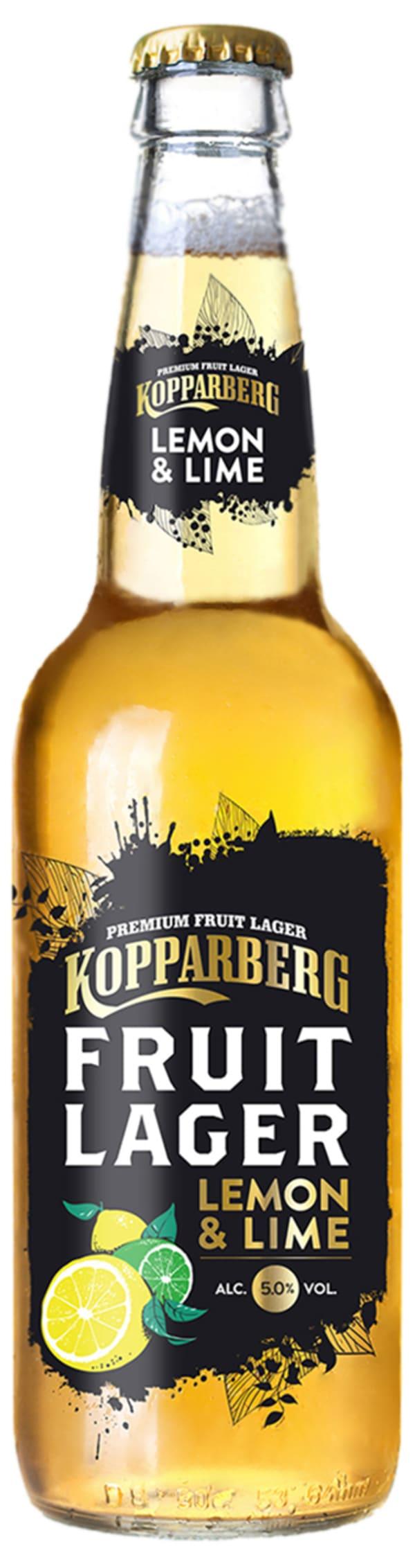 Kopparberg Fruit Lager Lemon & Lime