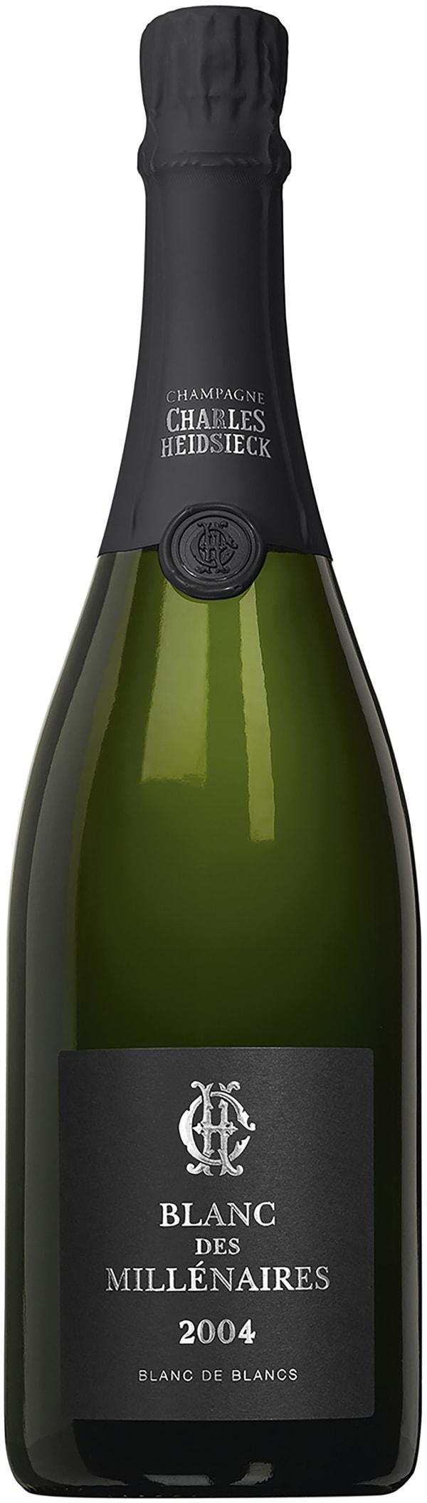Charles Heidsieck Blanc des Millenaires Champagne Brut 1995