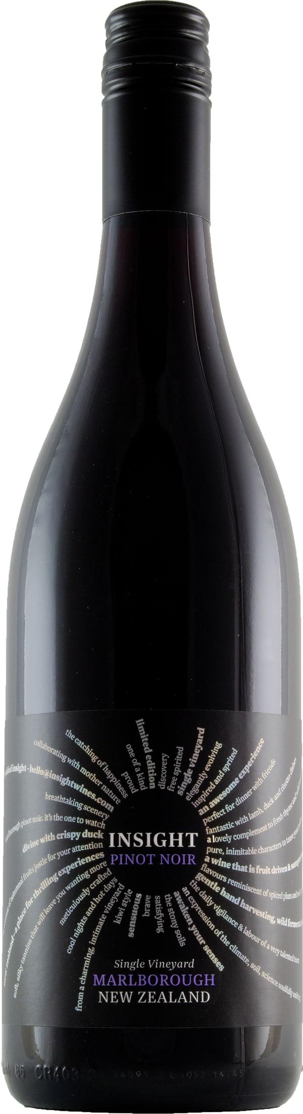 Insight Pinot Noir 2015