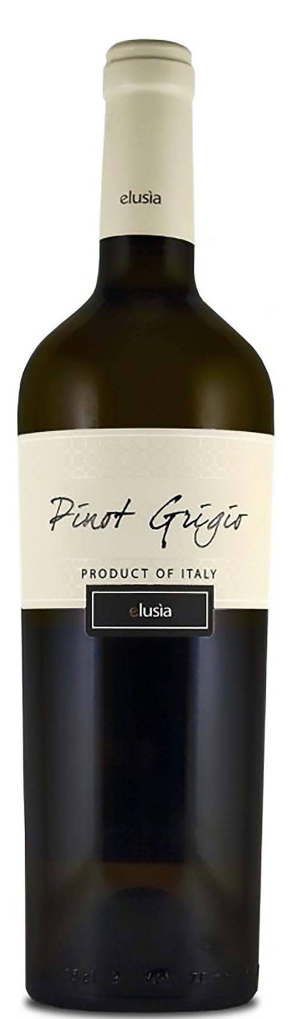 Elusìa Pinot Grigio 2015