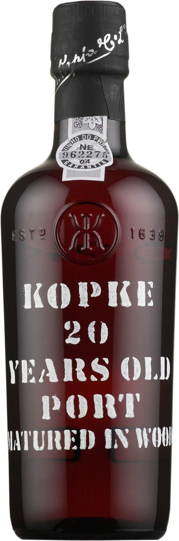Kopke 20 Years Old Tawny