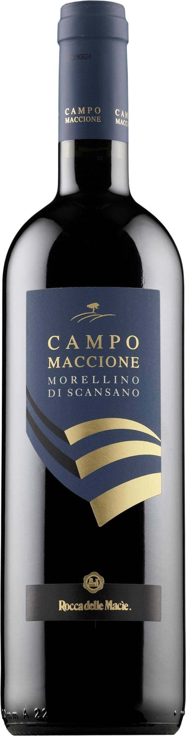 Rocca delle Macìe Campomaccione Morellino di Scansano 2010
