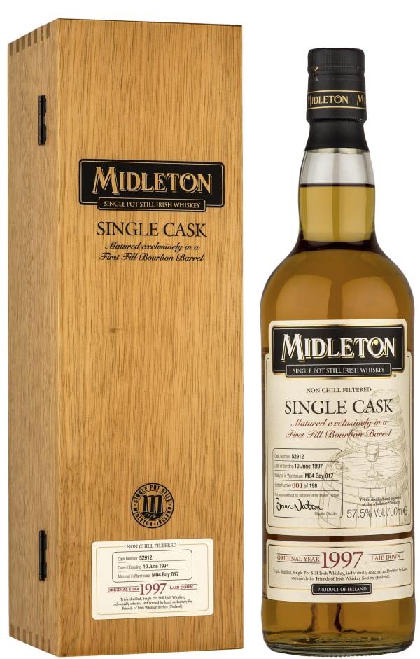 Midleton Single Cask 1997