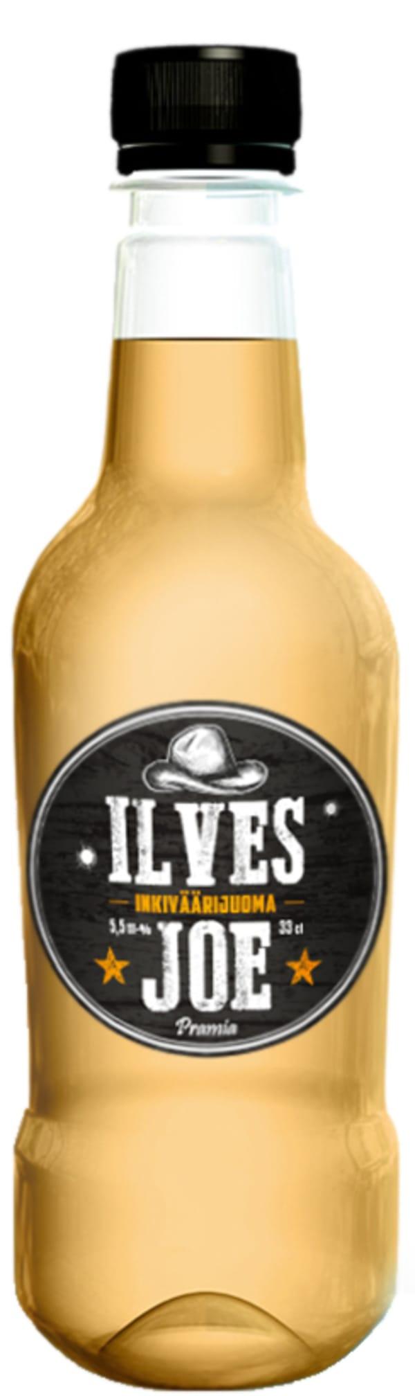 Ilves Joe Inkiväärijuoma plastic bottle