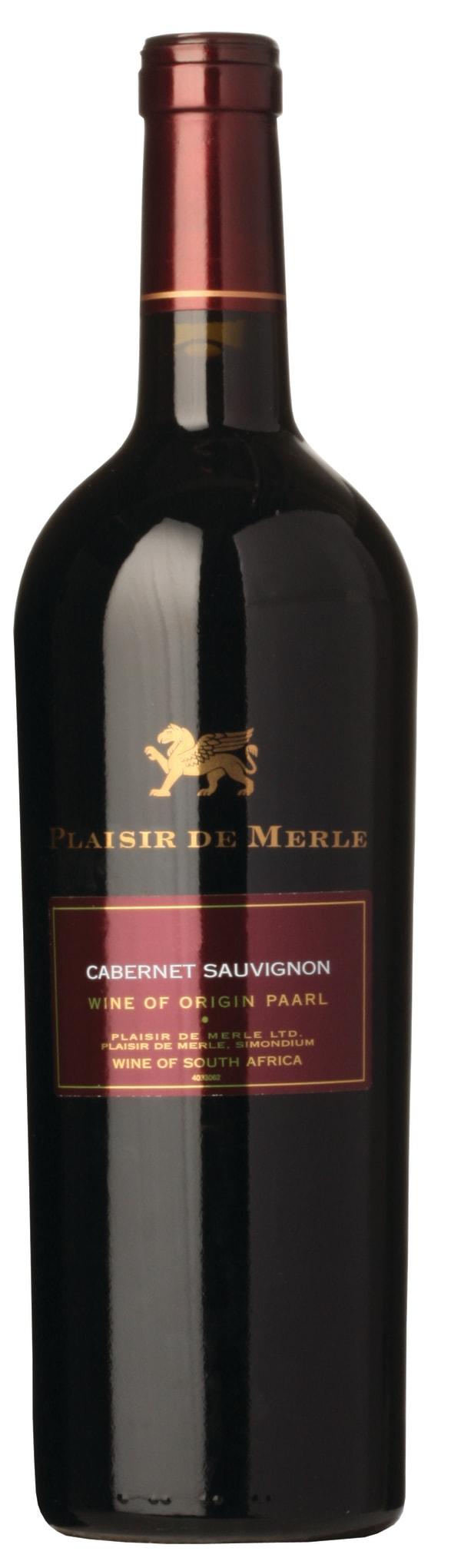 Plaisir de Merle Cabernet Sauvignon 2013
