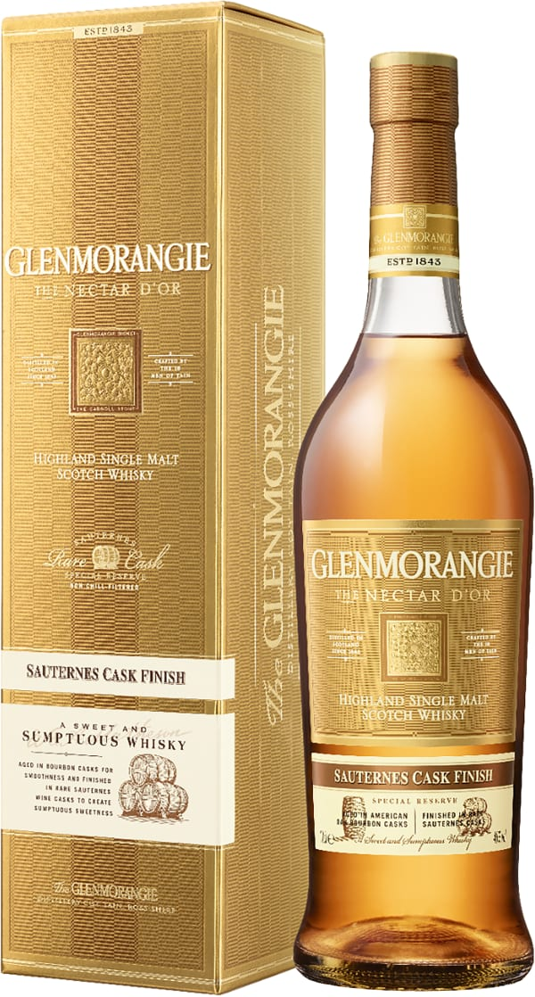 Glenmorangie Nectar D'or 12 Year Old Single Malt