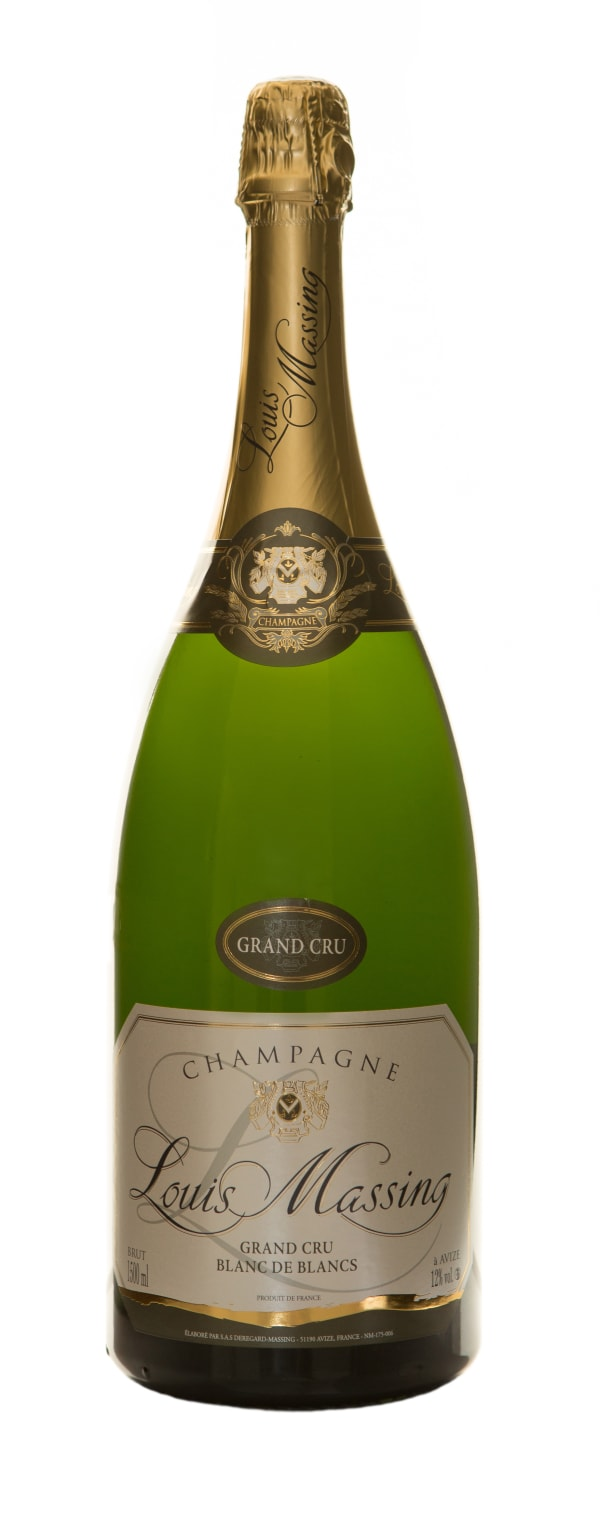 Louis Massing Grand Cru Blanc de Blancs Magnum Champagne Brut