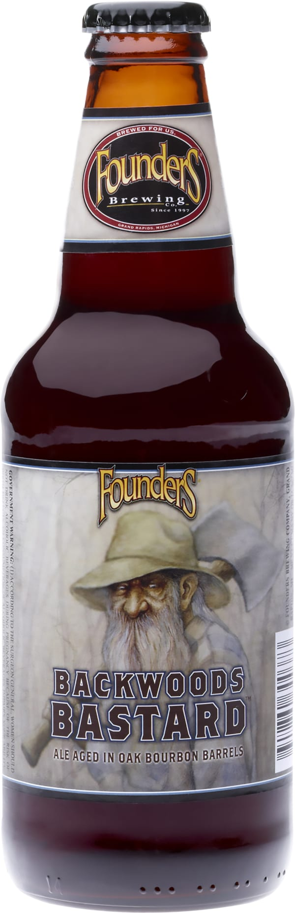 Founders Backwoods Bastard